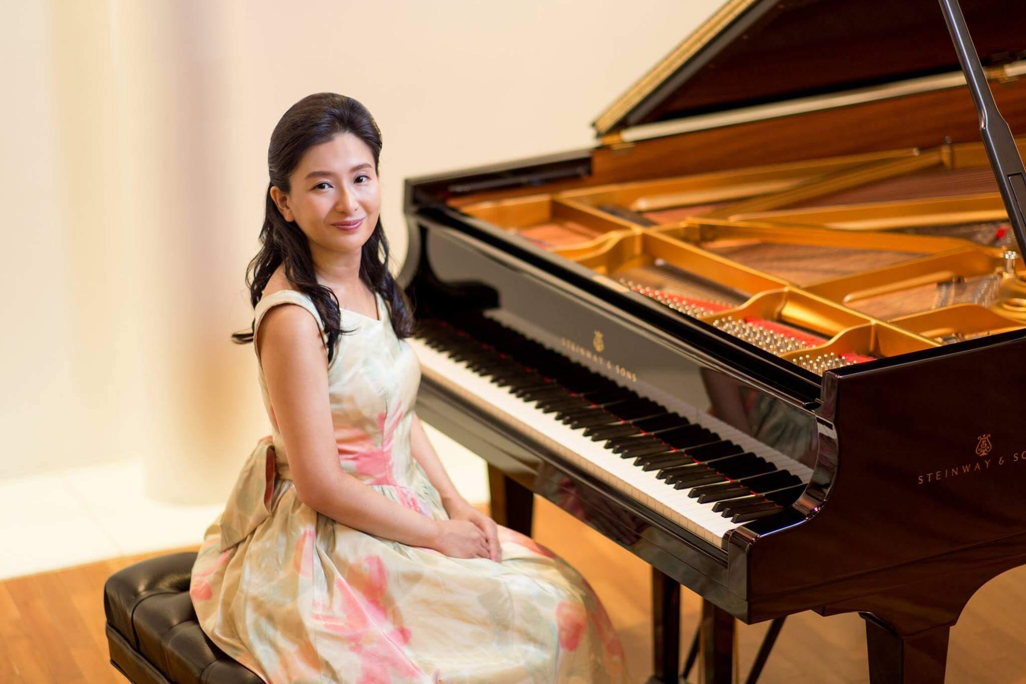 長谷川ゆき ピアノ